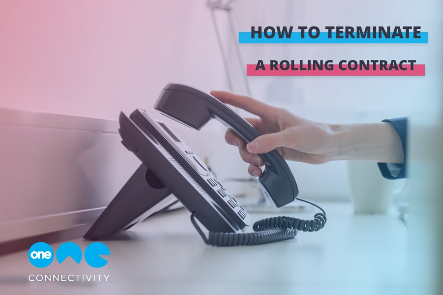 Rolling contract blog