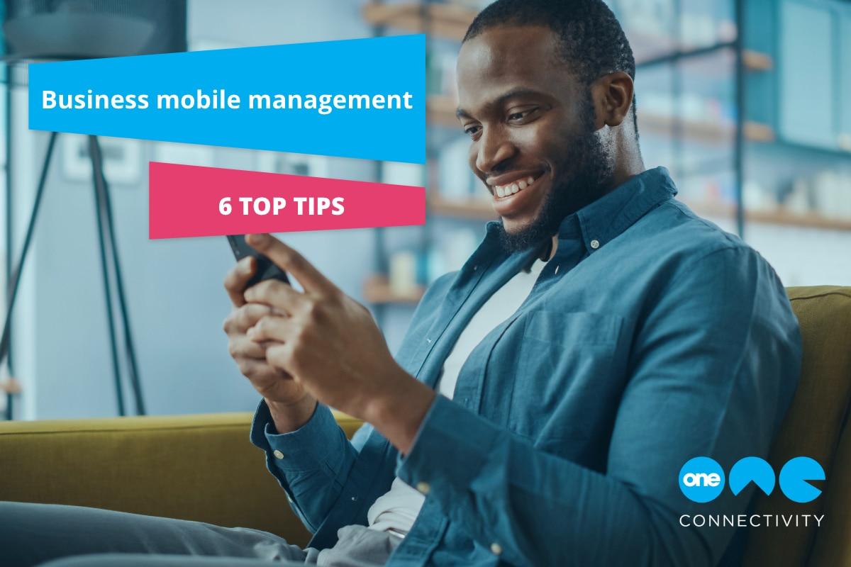 Mobile management blog