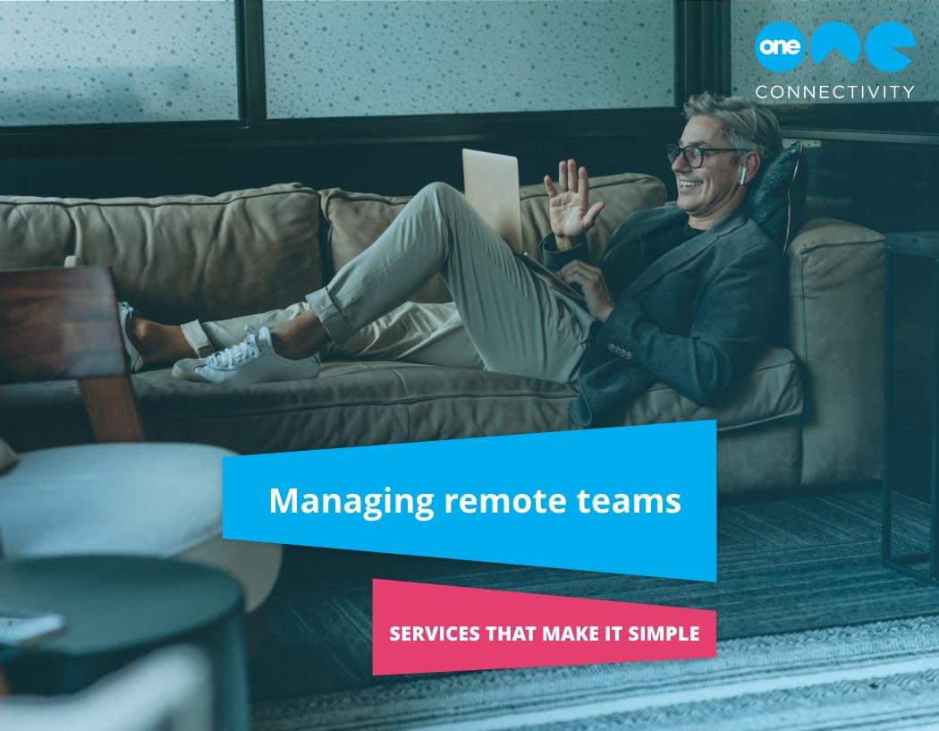 Remote management blog