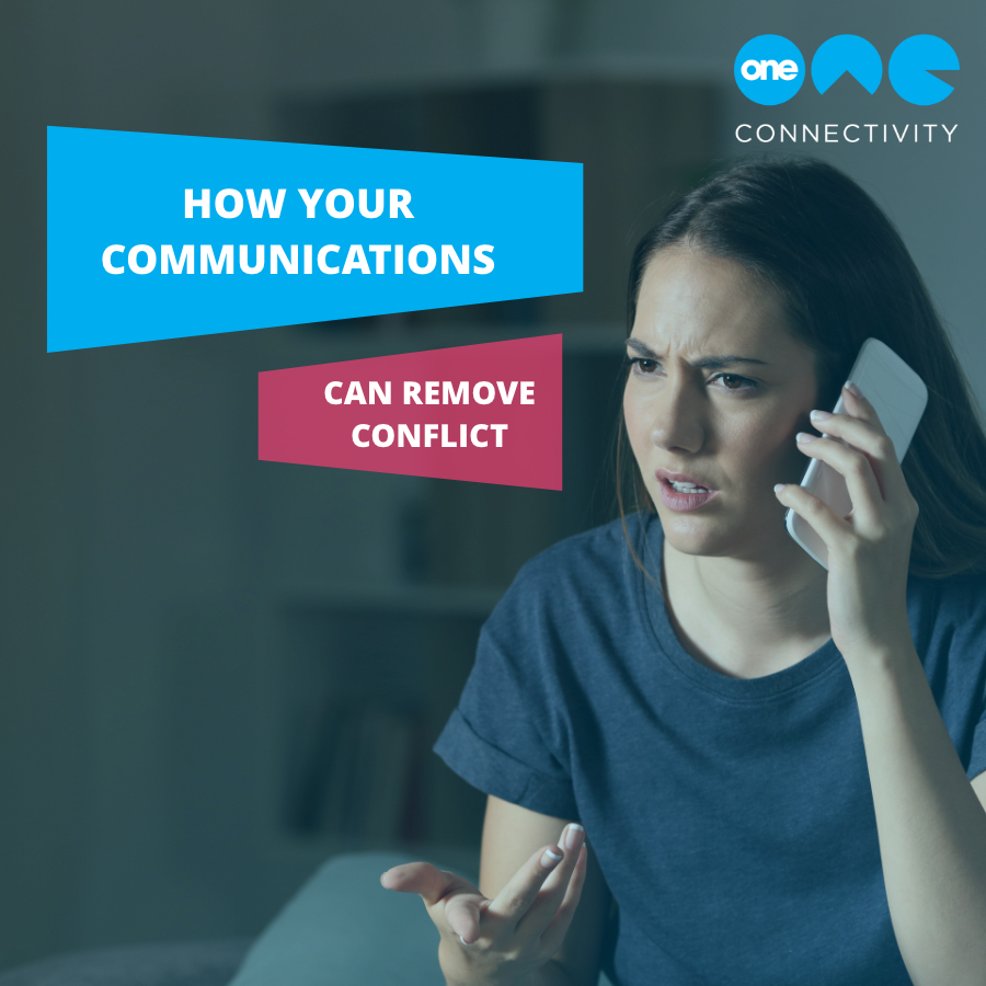 Removing conflict blog