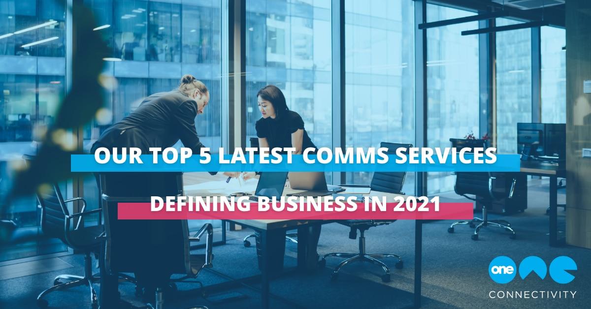 Top 5 comms tech blog